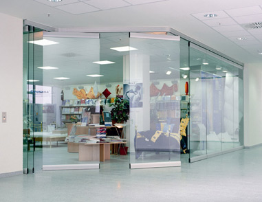 Fire Glass Direct Operable Walls