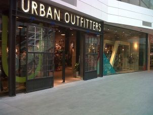 Urban Outfitters, Guildford